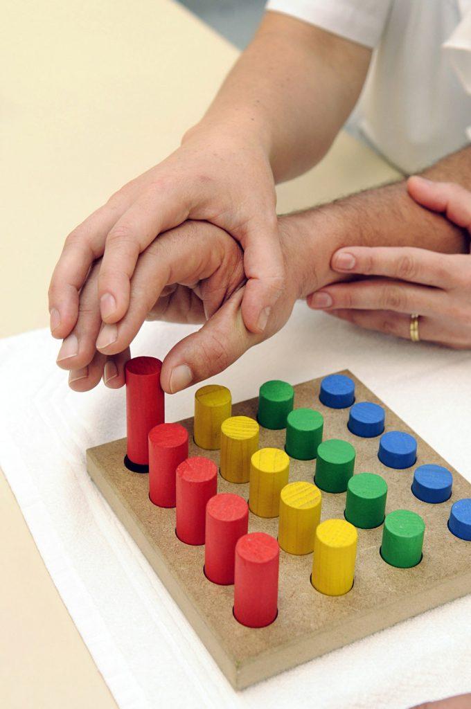 Ergotherapie bei Senioren
